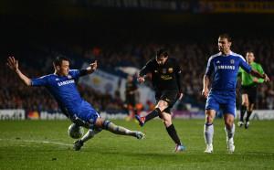 Конте за головата суша на Меси срещу Челси: Дано да е все така