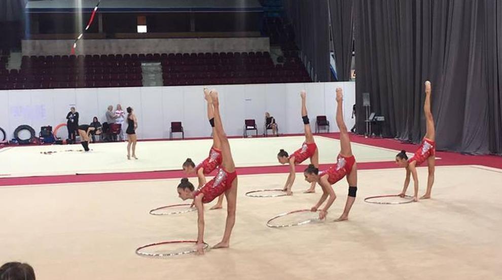 Златни и сребърни медали за грациите ни от турнира в Москва