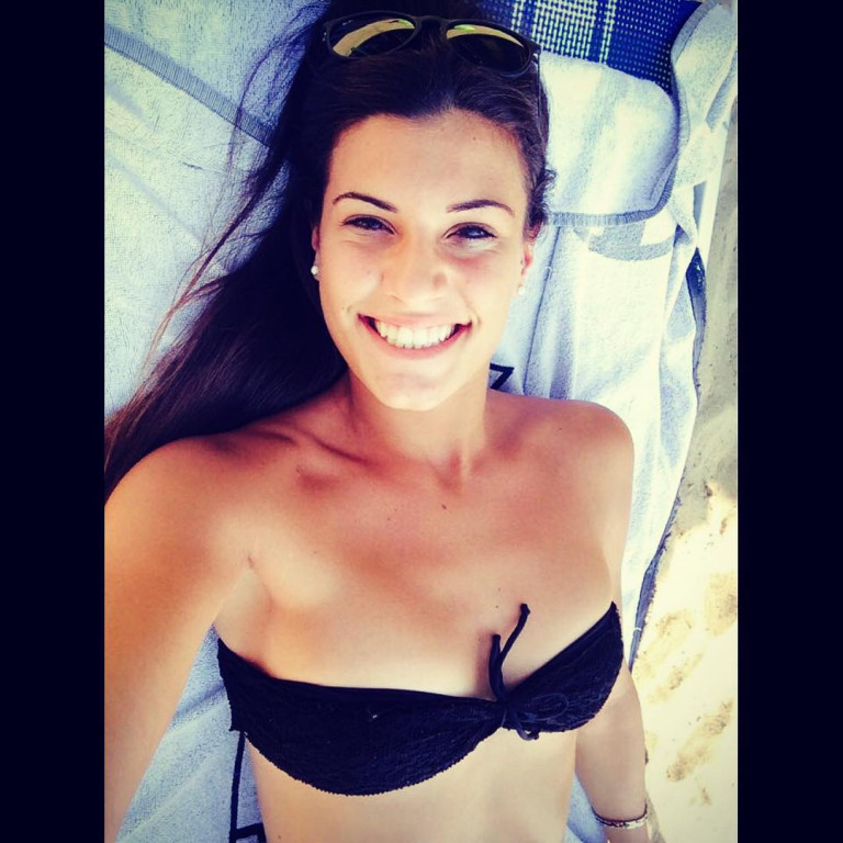 Марциа Таляменто<strong> източник: instagram.com/marzia_8</strong>