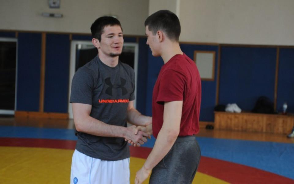 Али Умарпашаев стана най-техничен борец на Държавното