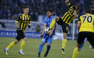 Нов в Левски стана Играч на мача