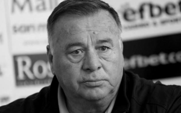 Легендата на Левски и българския футбол Павел Панов вече не