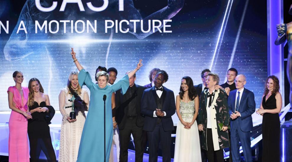 Големите победители и най-интересните моменти от наградите БАФТА...