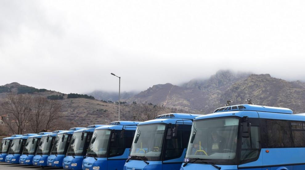 Автобусните превозвачи готови за протести