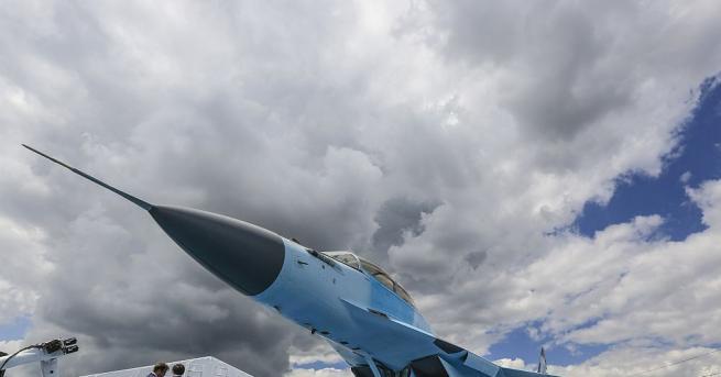 Завършиха заводските изпитания на новия многоцелеви изтребител на Русия МиГ-35,