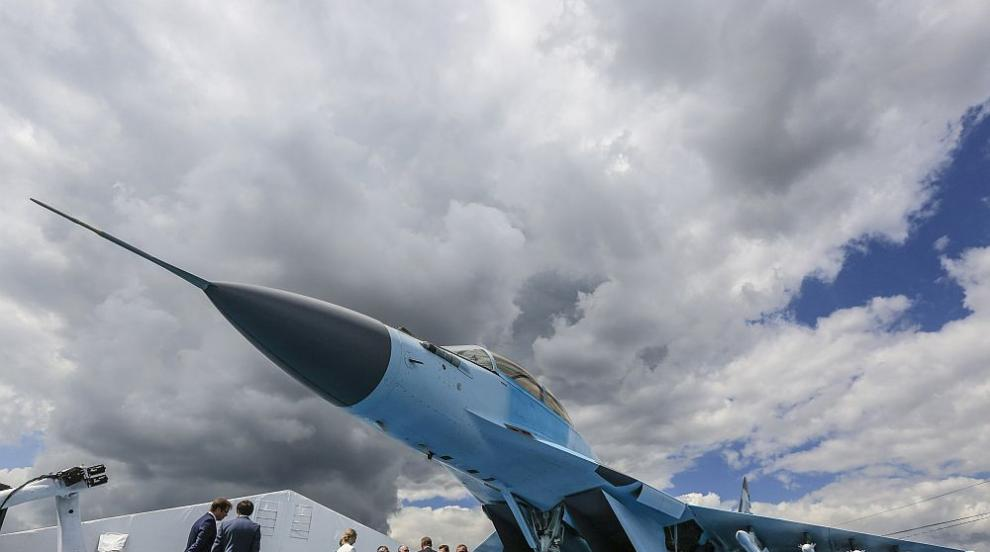 Завършиха изпитанията на новия руски МиГ-35 (ВИДЕО/СНИМКИ)