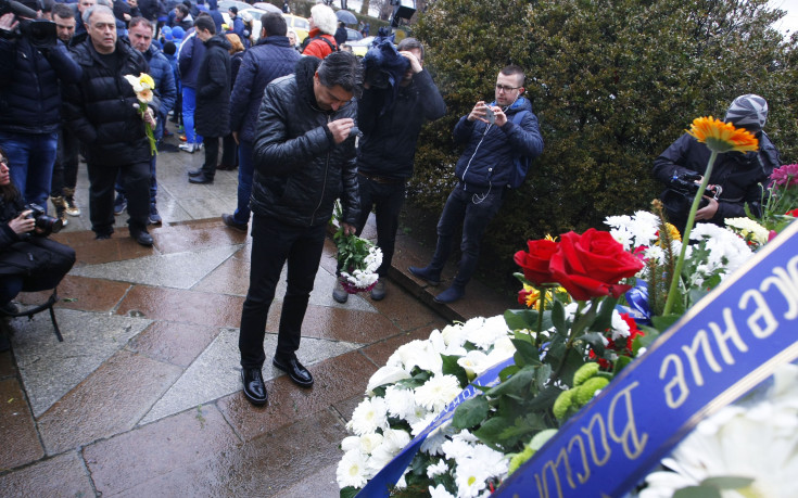 Боримиров: Дълбок поклон пред паметта на Панов, цял живот ще съм му благодарен