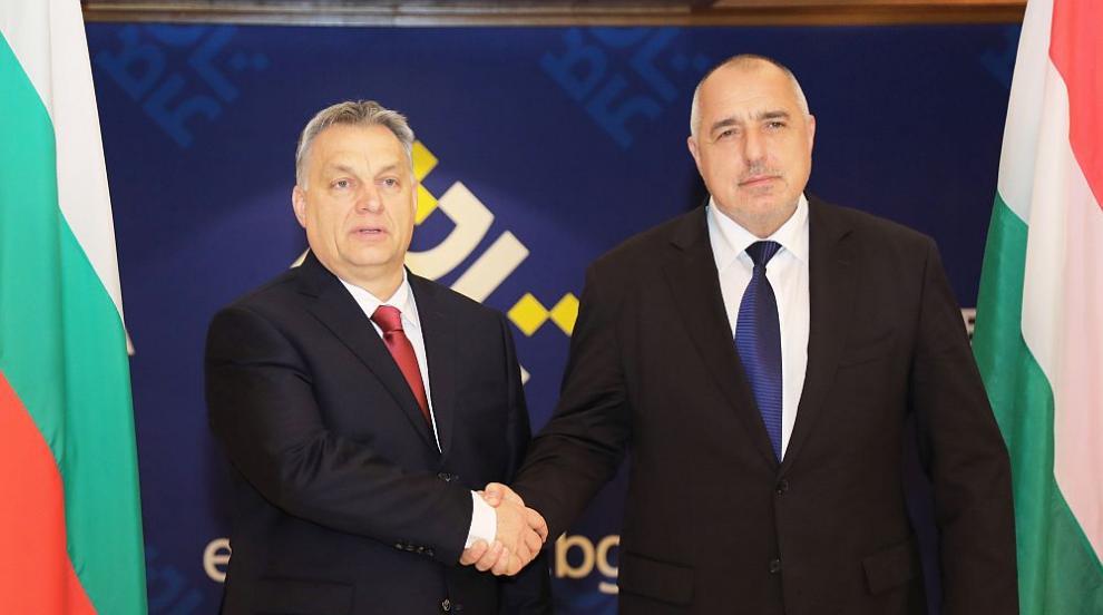 Орбан: Борисов заби брадва в голямо дърво, желая му успех