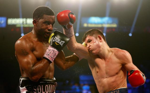 Брад Соломон /вляво/ източник: Gulliver/GettyImages
