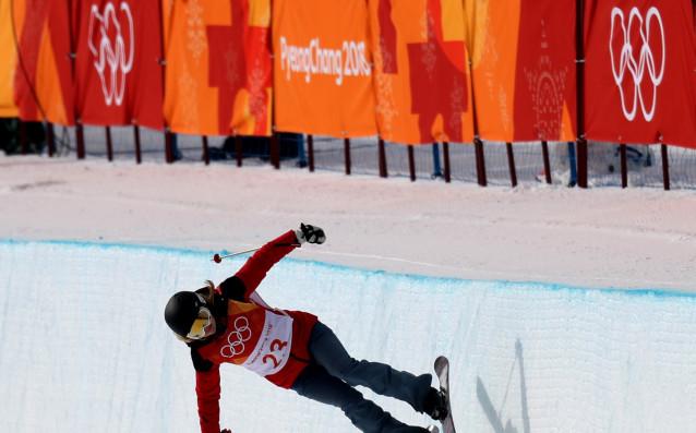 За да участваш в дисциплината халфпайп на Олимпийски игри трябва