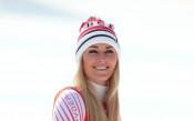 Линдзи Вон взе медал, но златото в спускането отиде при София Годжа