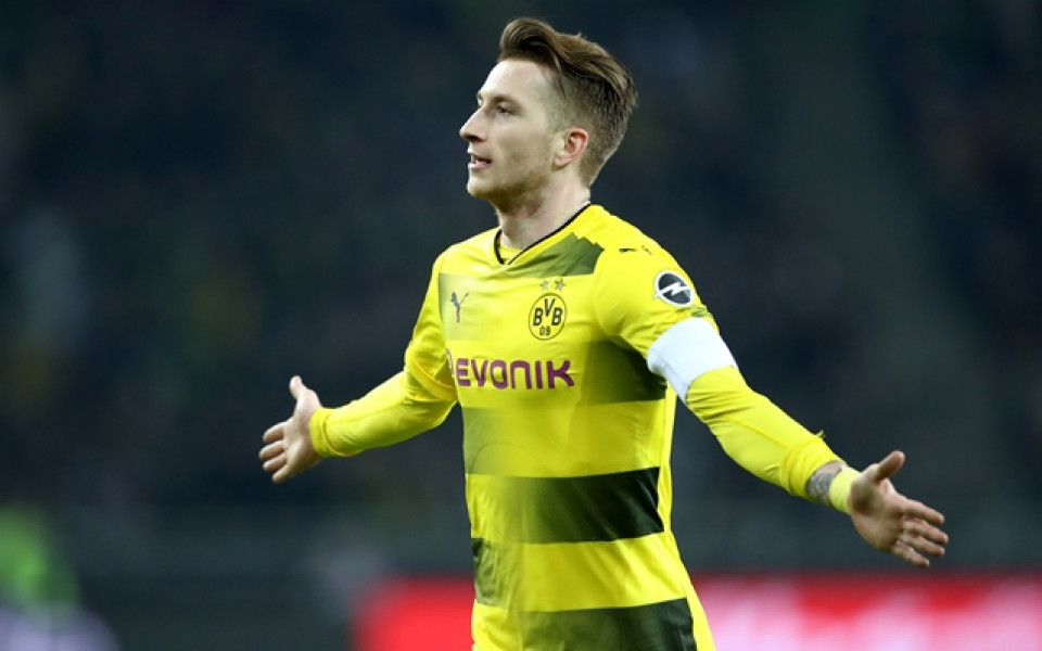 Марко Ройс се връща в групата  на Дортмунд