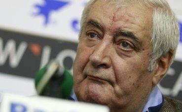 Почина легендата на българския футбол Иван Вуцов