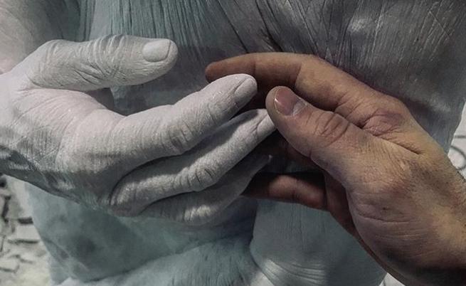 Съвременният Микеланджело и скулптурите му, които сякаш оживяват