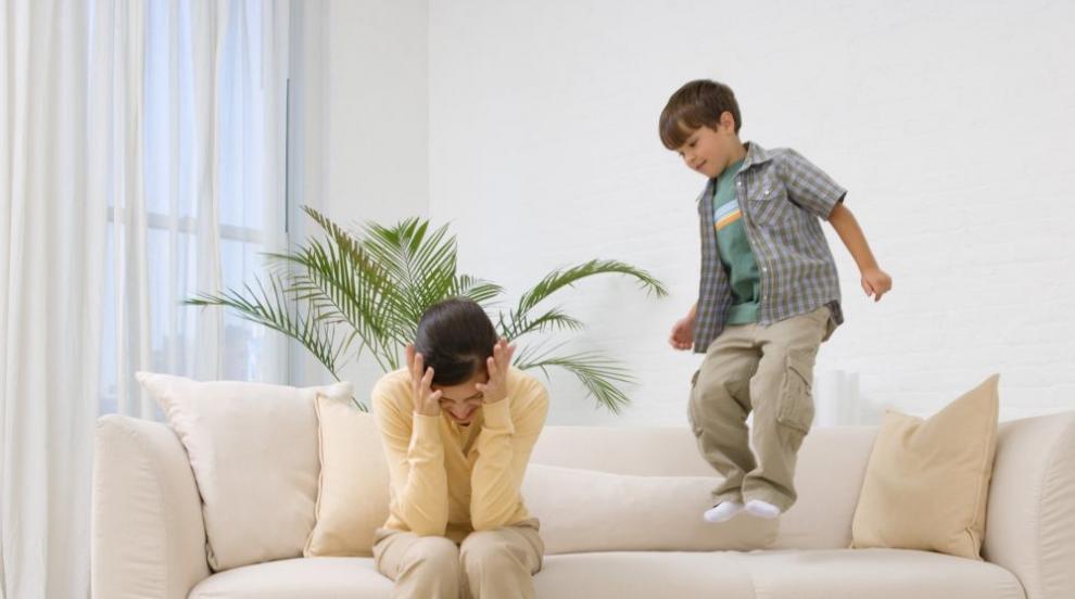 Законите на Мърфи... за майките (ВИДЕО)