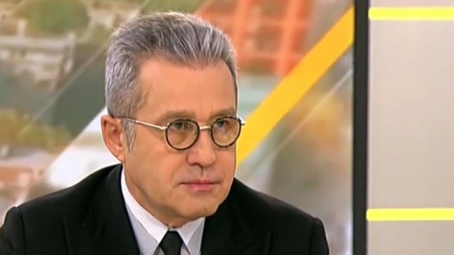 Йордан Цонев от ДПС: Гласувах за президента Радев