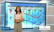 Прогноза за времето (22.02.2018 - обедна емисия)