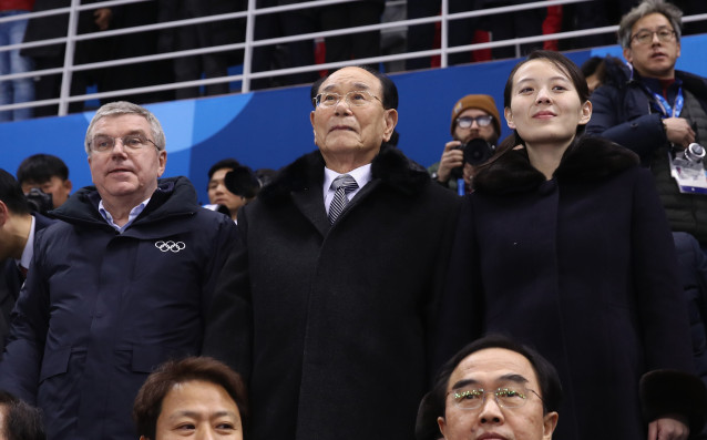 Ким Йо Чен<strong> източник: Gulliver/Getty Images</strong>