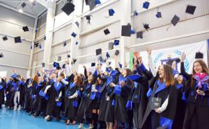Звезди на спорта получиха дипломите си в НСА