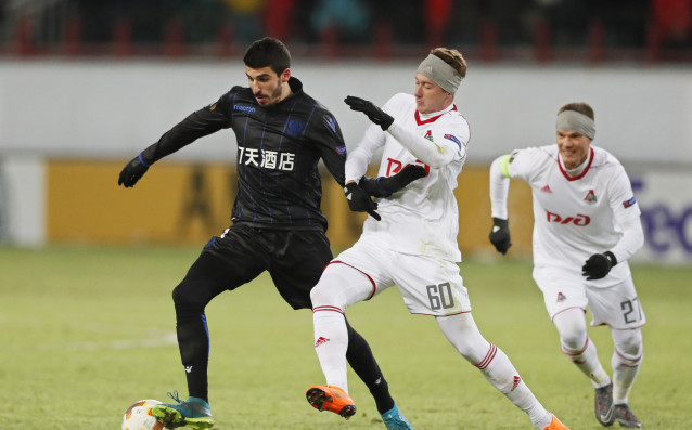 Локомотив Москва постигна втора победа над Ница, този път с