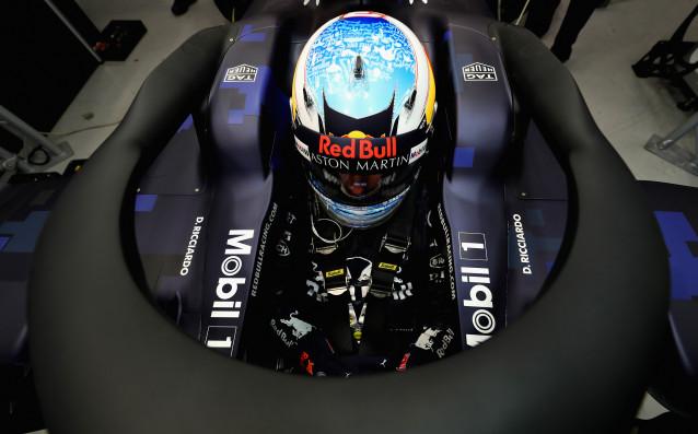 Пилотът на Рел Бул Рейсинг във Формула 1 – Даниел