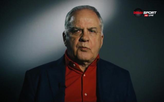 Председателят на Българската федерация по волейбол – инженер Данчо Лазаров