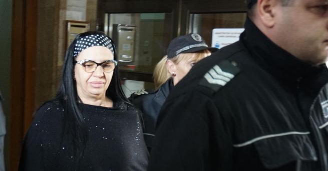 Снимка: Върховният съд гледа делото срещу Анита Мейзер