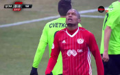 ЦСКА - Черно море 0:0 /първо полувреме/