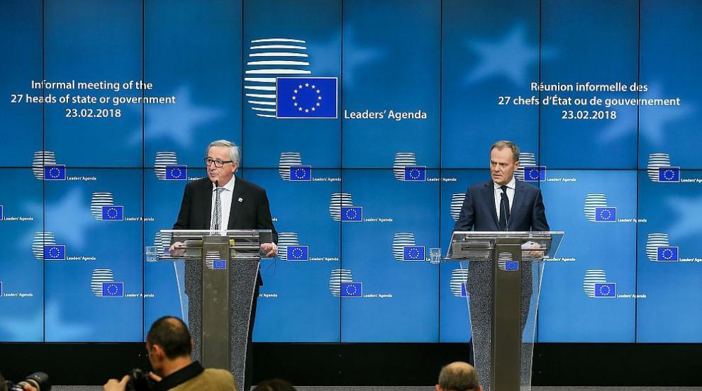 След Брекзит: Страните от ЕС са готови да увеличат вноските си в общия бюджет