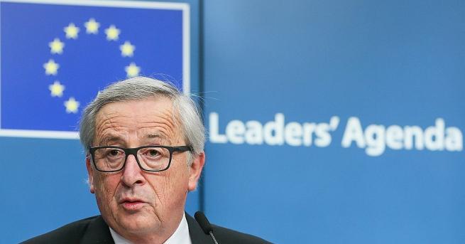 Председателят на Европейската комисия Жан-Клод Юнкер бе подложен на критики,