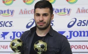 Педро Еуженио е Играч на мача Берое - Етър