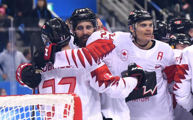 Канада взе бронз в хокея на Игрите в Пьонгчанг