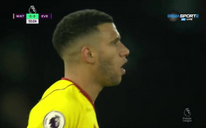 Уотфорд - Евертън 0:0 /първо полувреме/