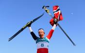 Великата Бьорген с осма олимпийска титла<strong> източник: Gulliver/GettyImages</strong>