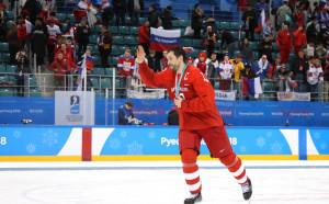 Хокейният титан Дацюк най-сетне във великия Троен клуб