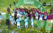 Триумфът на Манчестър Сити с Купата на Лигата