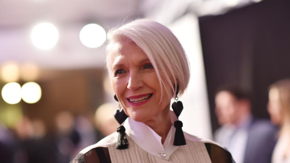 Запознайте се с впечатляващата Мей Мъск - най-успешният 70-годишен модел и майка на Илън Мъск