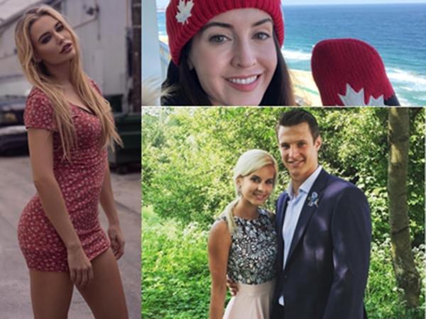 Хокейните съпруги и приятелки<strong> източник: instagram.com</strong>