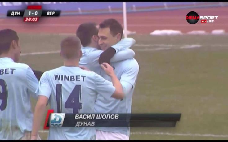 Втората поредна победа за Дунав след зимната пауза