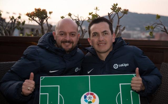 Хосе и Сесар източник: David Ramirez/La Liga