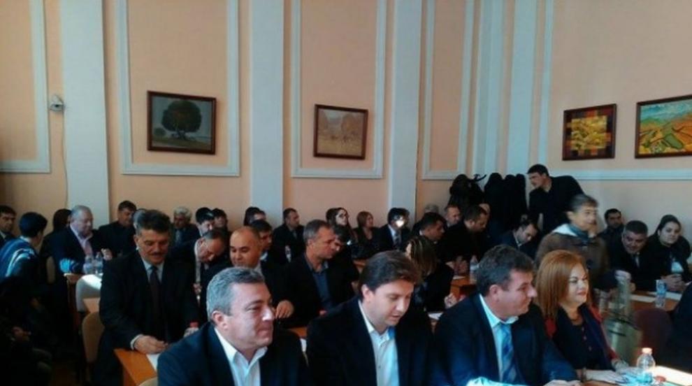 Последно заседание на Общински съвет Кюстендил мандат 2015- 2019 г.