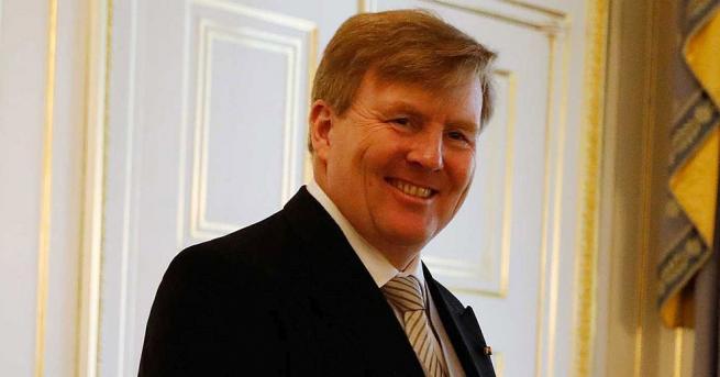 Незаконният син на принц Карлос - братовчеда на холандския крал