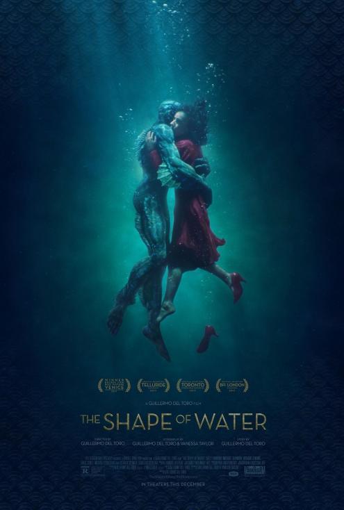 """- Най-добър филм и най-добър оригинален саундтрак – """"Формата на водата"""""""
