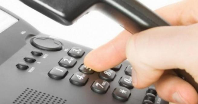 Полицията в Благоевград задържа телефонен престъпник, измъкнал от двама възрастни
