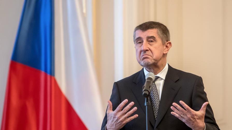 Чехия нанася удар в сърцето на ЕС