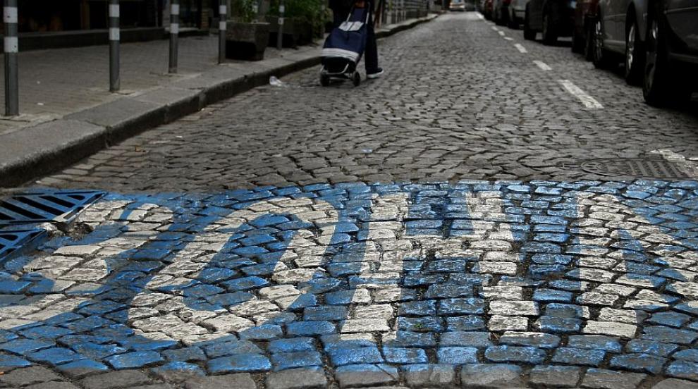 Предлагат нощен служебен абонамент за паркиране в София