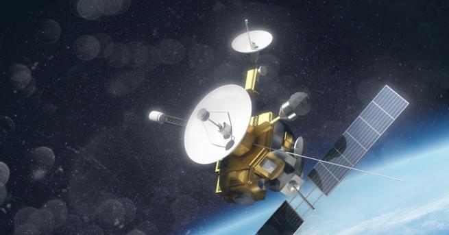 НАСА изведе в орбита с помощта на тежката ракета-носител