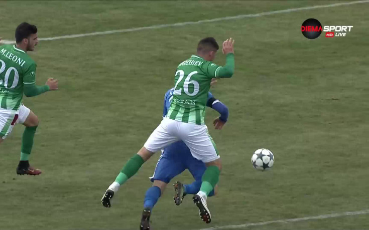 Левски - Берое 0:0 /репортаж/