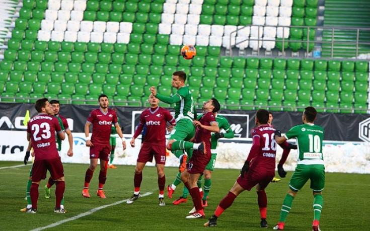 Спорна дузпа даде 3 точки на Лудогорец срещу Септември