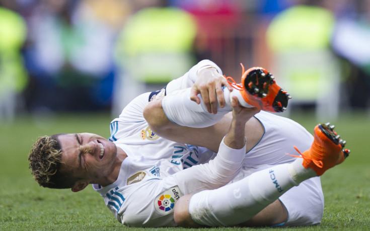 Роналдо се хвана за прасеца в навечерието на мача с ПСЖ